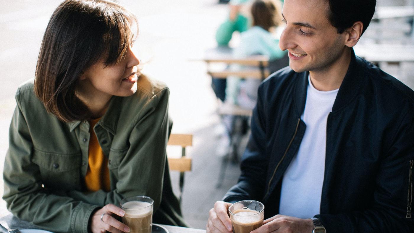 Carant-Kaffee-Menschen